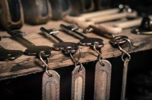 Key forging